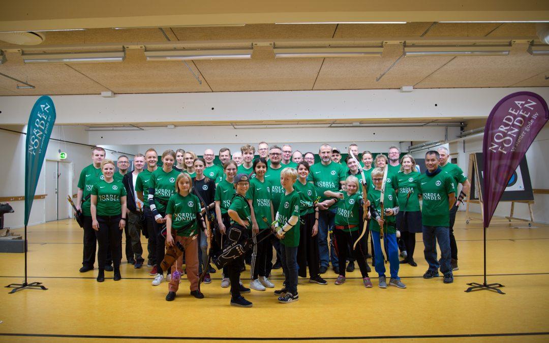 Galleri: Københavns Bueskyttelaugs 80 års jubilæumsstævne 5/10 2019